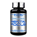 Mental Focus est un amplificateur de concentration de Scitec Nutrition