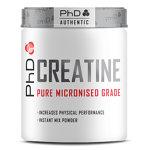 Créatine : Créatine monohydrate micronisée