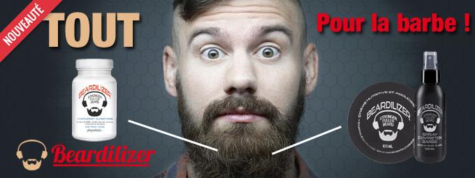 D�couvrez notre assortiment pour la Barbe