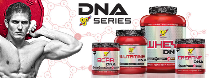 D�couvrez DNA serie, la nouvelle gamme de BSN