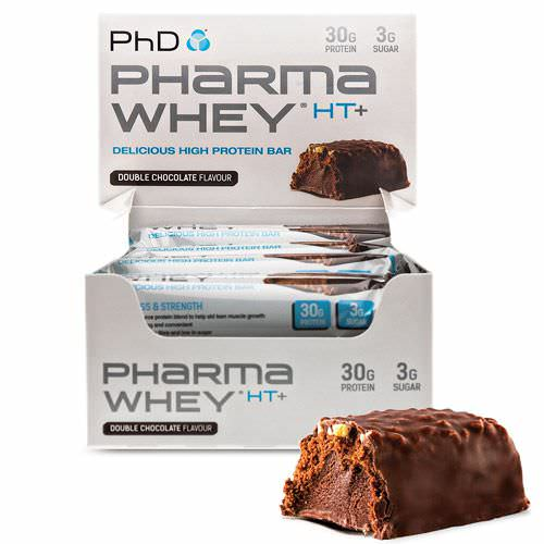 pharma whey bar barre multi prot ines de phd nutrition. Black Bedroom Furniture Sets. Home Design Ideas