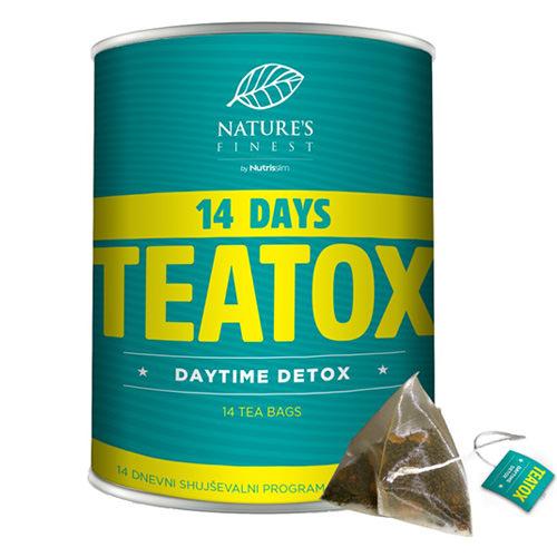 teatox day detox tee f r den alltag von nutrisslim. Black Bedroom Furniture Sets. Home Design Ideas