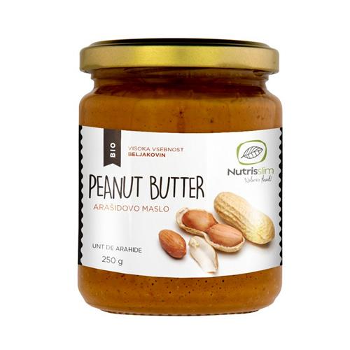 peanut butter beurre de cacahu te bio de nutrisslim. Black Bedroom Furniture Sets. Home Design Ideas