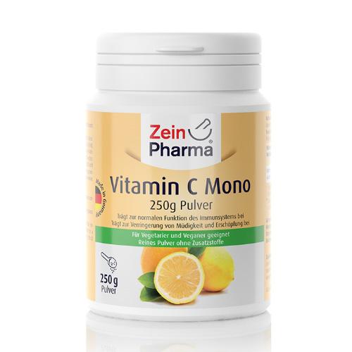 vitamin c mono powder vitamine c en poudre de zein pharma. Black Bedroom Furniture Sets. Home Design Ideas
