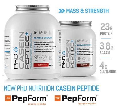 Casein - Protein fur die Nacht