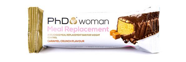 Substitut de repas pour femmes