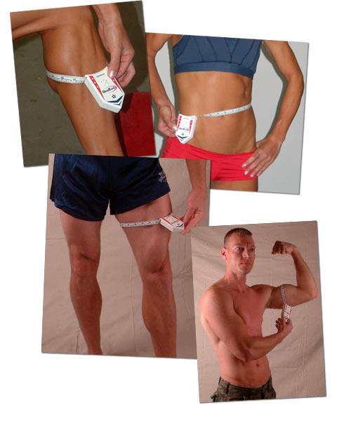 Systeme de mesure pour les muscles