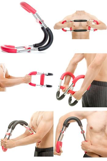Trainingsgerat mit Muskelwiderstand