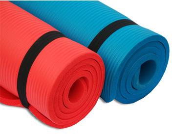 Tapis de sol Fitness, gym, yoga, danse