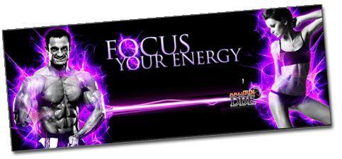 Energie Formula fur das Training