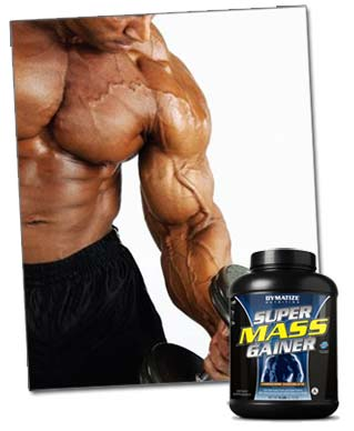 Weight Gainer - Extreme Masse Series