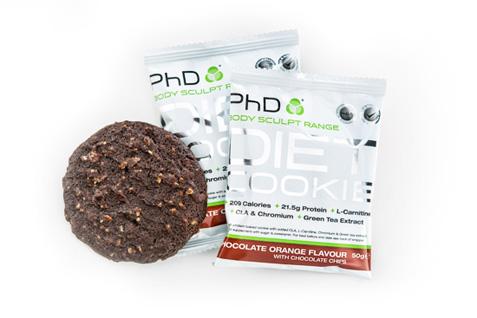 Cookies aux proteines - Minceur