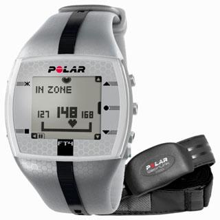 Herzfrequenz-Uhr von Polar