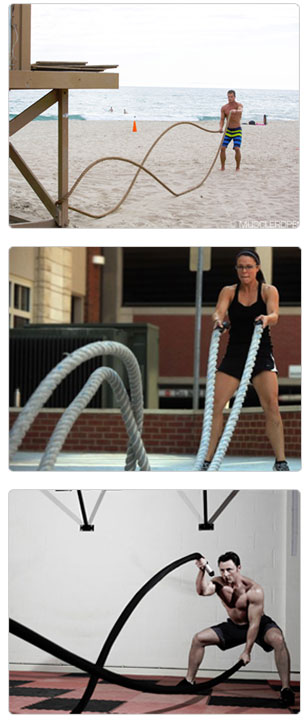 Battle Rope Pro