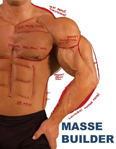 Weight gainer - Extreme Mass Series