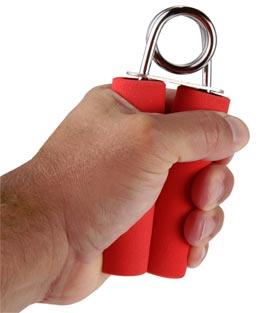 Krafttraining für die Unterarme, Handgelenke und Hände