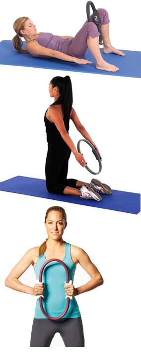 Anneau de resistance Pilates et Yoga
